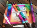 rainbow scrolls