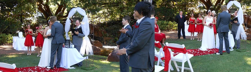 Park Wedding Ceremonies